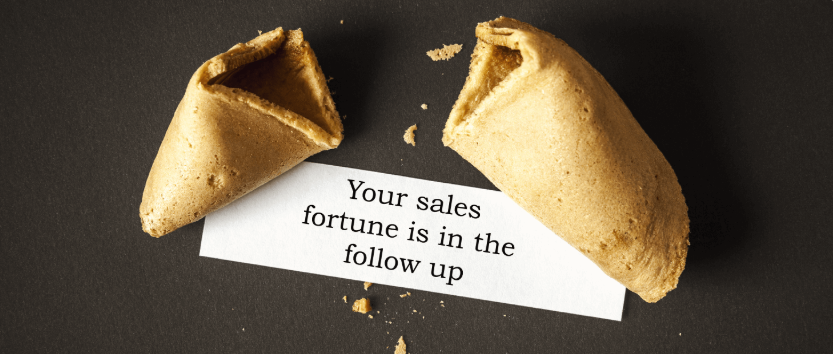 Fortune in Followup Header
