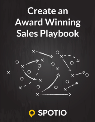 sales playbook cover