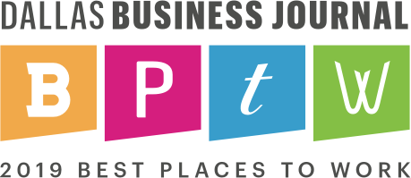 Dallas Business Journals Best Places to Work 2019
